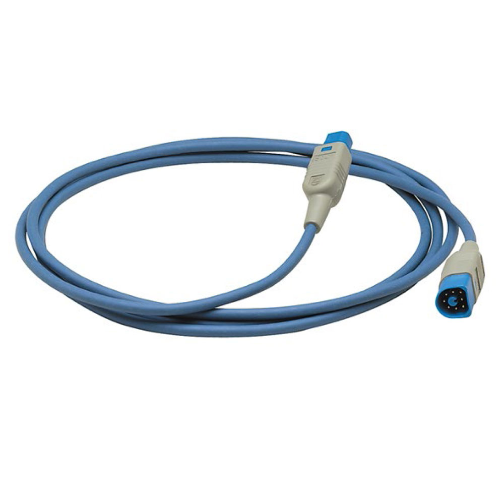 SpO2 Sensor 8-Pin 2-Meter Extension Cable for Philips SureSigns VM Patient  Monitors