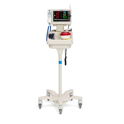 Value Rollstand for Philips SureSigns VS & VM Patient Monitors