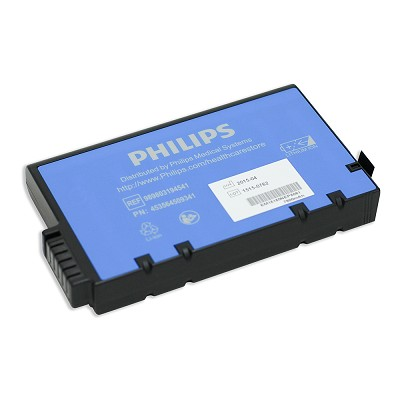 Lithium-ion 9-Cell Battery for Philips SureSigns Patient Monitors