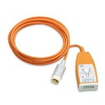 ECG 5-Lead Trunk Cable for Philips SureSigns VM6 & VM8 Patient Monitors