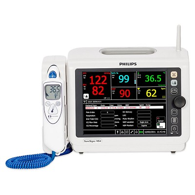 SureSigns VS4 Vital Signs Monitor with NBP & SpO2