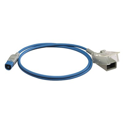 Nellcor SpO2 Sensor Adapter Cable for Philips SureSigns VM Patient Monitors